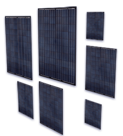 Range of Solar PV Gallery