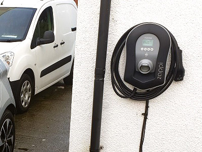 Installed zappi charger