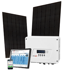 Solar Panels with inverter
