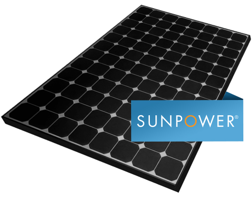 Sunpower Maxeon 3 400w panel