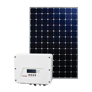 Sunpower and Solaredge package